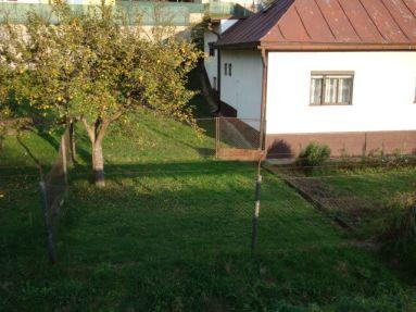 RD/chata s prístavbou v Brezne-Zadné Halny (10 km od Mýta)