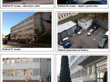 Kancelárske priestory s rôznymi výmerami v Banskej Bystrici