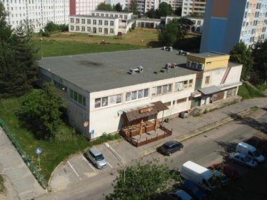 Na prenájom komerčné priestory - Banská Bystrica