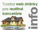 Tvorba webstránok pre realitné kancelárie